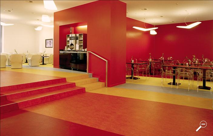 oekodeal linoleum linoleumboden von forbo. Black Bedroom Furniture Sets. Home Design Ideas